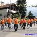 15:00 Začetek kulturnega programa: slovesen sprevod godbe in gasilcev