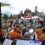 Orkester KUD Litostroj je tudi zvezda stalnica našega sejemskega programa