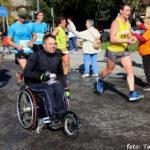 Velik maratonski navdušenec! Kapo dol!